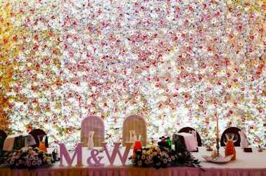 ścianka-kwiatowa